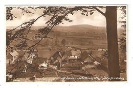 CPA Royaume Uni Dorset SAINT JAMES  MELBURY HILL Shaftesbury - Angleterre