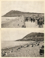 Bray ( Wicklow ) : 2 Cards --- The Promenade , The Sea Shore - Wicklow