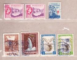 Lot Zegels Dominicaanse Republiek:gestempeld/used - Dominicaine (République)