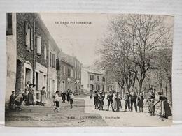 Lavernarède. Rue Haute - Autres Communes