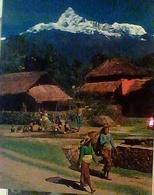 NEPAL - BHIM RATNA HARSHA RATNA MONTE MACHHAPUCHHARE 7059  N1990  HA7706 - Nepal