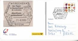 Vaticano - Cartolina Ricordo Di Papa Benedetto XVI - Vatikan
