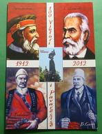NEW Albania VLORA, 100 Years Independence, UNUSED - Albania