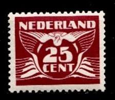 Pays-Bas 1941  Mi. Nr: 388  Fliegende Taube  Neuf Sans Charniere / MNH / Postfris - Periode 1891-1948 (Wilhelmina)