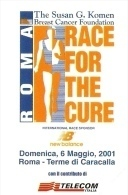 *ITALIA: RACE FOR THE CURE* - Scheda Usata - Public Practical Advertising