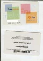 Tessera Enel Premia (carta Commerciale, Gift Card, Carta Socio...) - Gift Cards