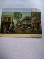 México Veracruz Calle De Vicario Colour Animated 1907 - Mexico