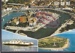Q0770 - Ile De Ré Saint Martin - Charente Maritime - Ile De Ré