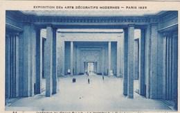 Exposition Des Arts Décoratifs Modernes Paris 1925, Interieur Du Grand Palais, Le Vestibule (pk56004) - Exposiciones
