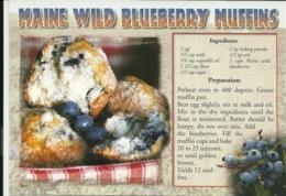 Maine Wild Blueberry Muffins - Recettes (cuisine)