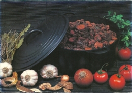 Daube - Recettes (cuisine)