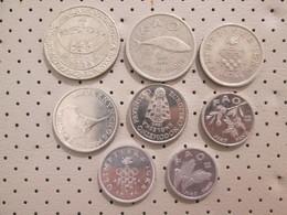 CROATIA 8 Anniversary Coins   # 4 - Croatia