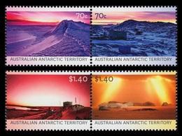 AAT 2015 Mih. 228/31 Colours Of Antarctica MNH ** - Australian Antarctic Territory (AAT)