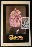 CARTOLINA CASANOVA - Merchandising