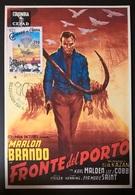 CARTOLINA FRONTE DEL PORTO - Cinemania
