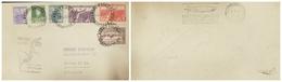 O) 1930 ARGENTINA,  MIT LUFTSCHIFF GRAF ZEPPELIN BEFORDERT - TRANSATLANTICO-CONDOR ZEPPELIN-CONDOR SYNDIKAT LINDENSTRASS - Covers & Documents