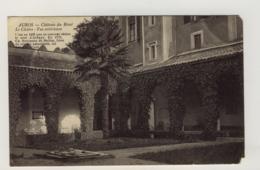 CPA Auros Château Du Rivet 1913 - France