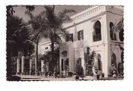 Maroc Tanger Villa Harris CPSM PF - Tanger