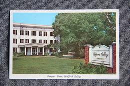 SPARTANBURG - Campus Scene, WOFFORD College - Spartanburg