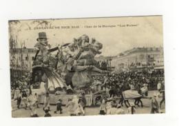 """CPA Carnaval De Nice XLII Char De La Musique """"les Poires - Carnival"""