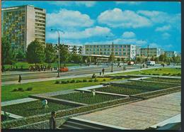 °°° 13293 - ROMANIA - GALATI - CARTIERUL TIGLINA I - 1973 With Stamps °°° - Romania