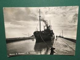 Cartolina  Marina Di Ravenna - La Palizzata - 1962 Ca - Ravenna