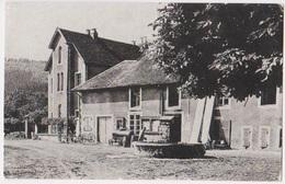 Cp VANNOZ Jura Gros Plan Chalet Ecole - France