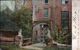Netherlands, Picturecard Castle Doorwerth, Grootrond Postmark Heelsum. 3 AUG 10, To Rotterdam - Periode 1891-1948 (Wilhelmina)