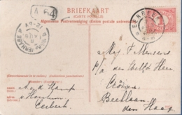Netherlands, Grootrond Postmark Eerbeek, 7 AUG 05, Picturecard Laag-Soeren, Berkenlaan, Foro C.L. Brendeke - Periode 1891-1948 (Wilhelmina)