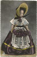 W886 Folklore - Costume Régional Le Toulousaine / Viaggiata 1955 - Costumi
