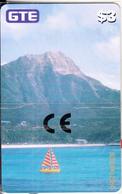 HAWAII(chip) - Surfer, Tirage 25000, 08/97, Mint - Hawaï