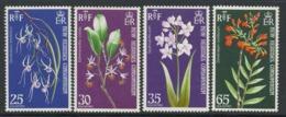 New Hebrides 1973 Orchids, Flora - MNH - I-46 - Nuevos
