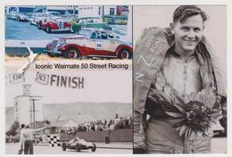 1271/ WAIMATE 50 STREET RACING, New Zealand. Bruce McLaren. - Non écrite. Unused. No Escrita. Non Scritta. Ungelaufen. - Grand Prix / F1