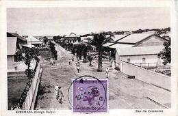 KINGHASA (Congo Belge) Rue De Commerce 1926 Orig.Frankierung Belgisch Kongo - Congo Belge - Autres