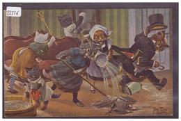 CHATS HUMANISES - PAR ARTHUR THIELE - T.S.N. SERIE 1602 - TB - Thiele, Arthur