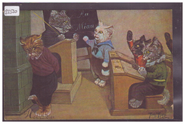 CHATS HUMANISES - PAR ARTHUR THIELE - T.S.N. SERIE 962 - TB - Thiele, Arthur