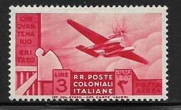 Italian Colonies Scott #C15 Mint Hinged Savoia Marchetti, 1933 CV$25.00 - General Issues