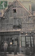 CPA Vienne - Châtellerault - Vieille Maison - Rue Châteauneuf ( XVè Siècle ) - Chatellerault