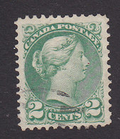 Canada, Scott #36, Used, Queen Victoria, Issued 1870 - Used Stamps
