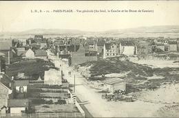 PARIS-PLAGE  -- Vue Générale (au Fond, La Canche Et Les Dunes De Camiers)           -- L D B 21 - Autres Communes