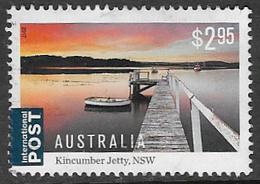 Australia 2017 Jetties $2.95 Sheet Stamp Good/fine Used [39/31911/ND] - 2010-... Elizabeth II