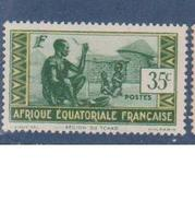 A  E  F        N°  YVERT  :     42     NEUF AVEC  CHARNIERES      ( Ch 1/03  ) - Unused Stamps