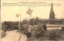 71937877 Waterloo Wallon Preussische Gedaechtnistafel Der Schlacht Von 1815 - België