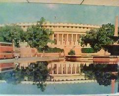 Inde - India DELHI. PARLIAMENT HOUSE AUTOBUS   N1970  HA7710 - India