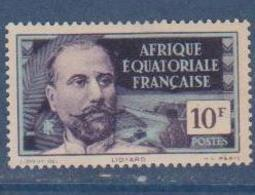 A  E  F        N°  YVERT  :    61     NEUF AVEC  CHARNIERES      ( Ch 1/04  ) - Unused Stamps
