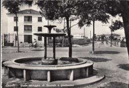 AK - Italien - Caorle - Viale Spiaggia Di Levante E Fontanina - 1958 - Venezia (Venedig)