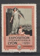13614 - LYON  1914 - Expositions Universelles