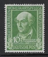 GERMANY FEDERAL 1949  Nº 4 - Neufs