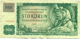 100 COURONNES 1993 - Czech Republic