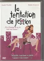 DVD  La Tentation De Jessica     Etat: TTB Port 110 Gr Ou 30 Gr - Romantique